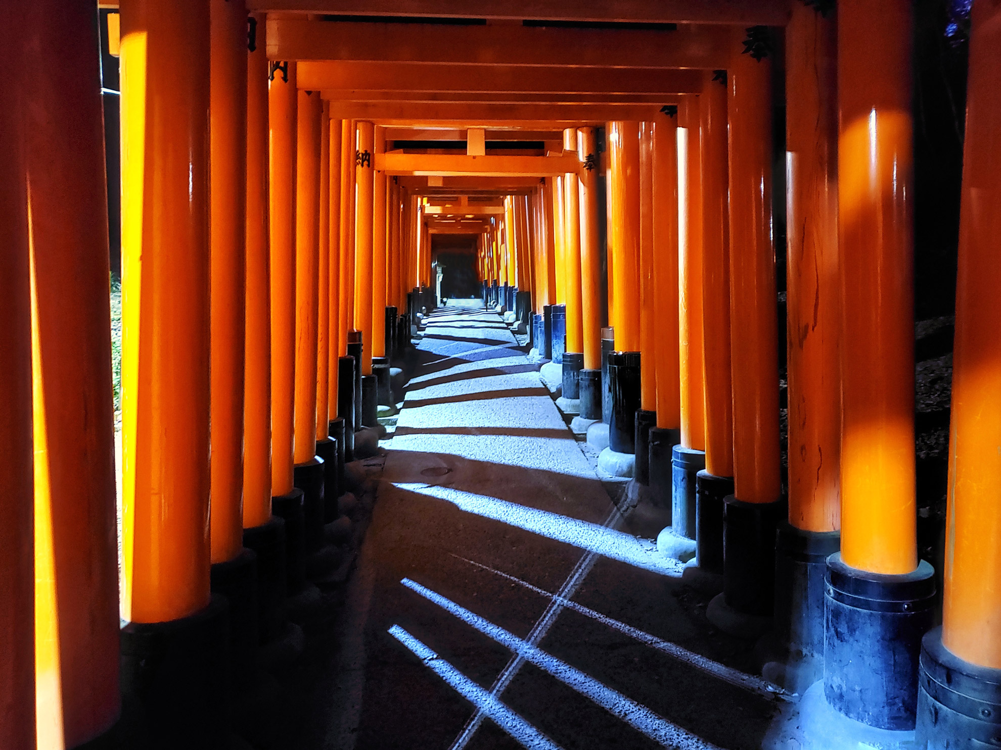 Immerse yourself into the culture and history that makes Fushimi Inari Shrine the No1. Shrine in Japan.
