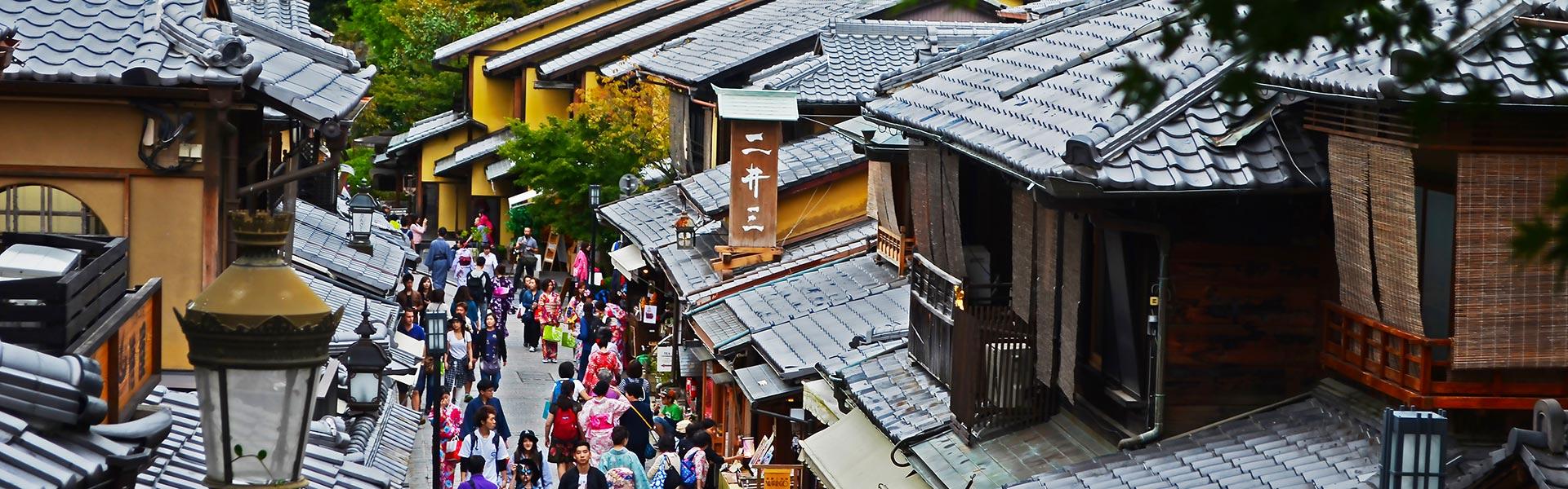 The Original Kyoto Free Walking Tour